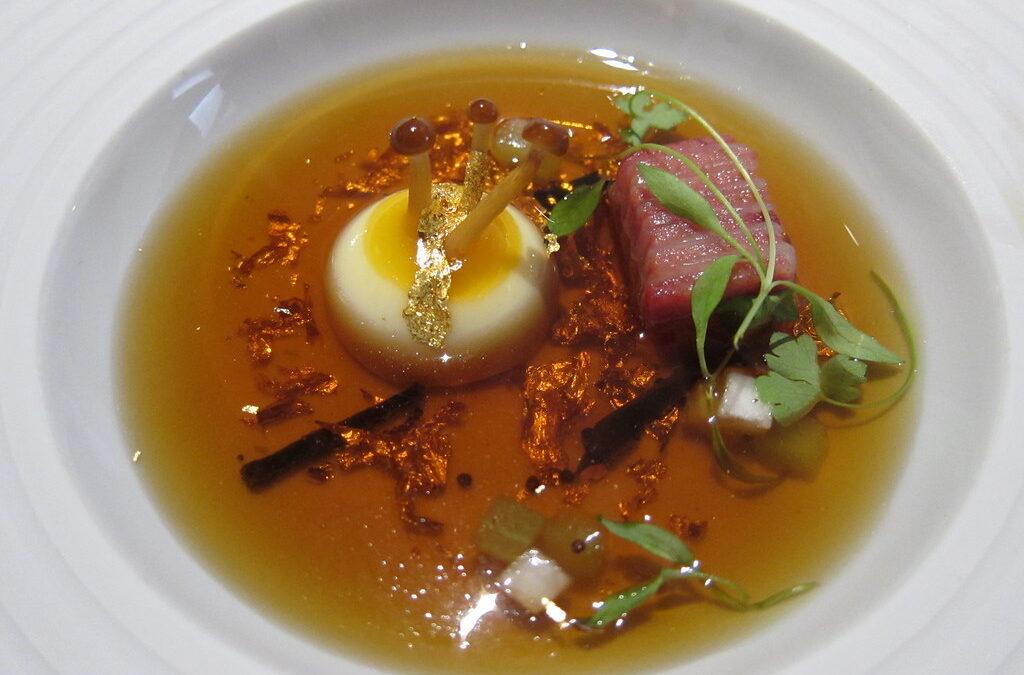 HESTON BLUMENTHAL – a hamis teknős leves új és régi receptje