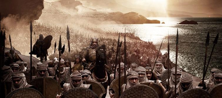 Xexész serege (részlet a 300 című filmből)