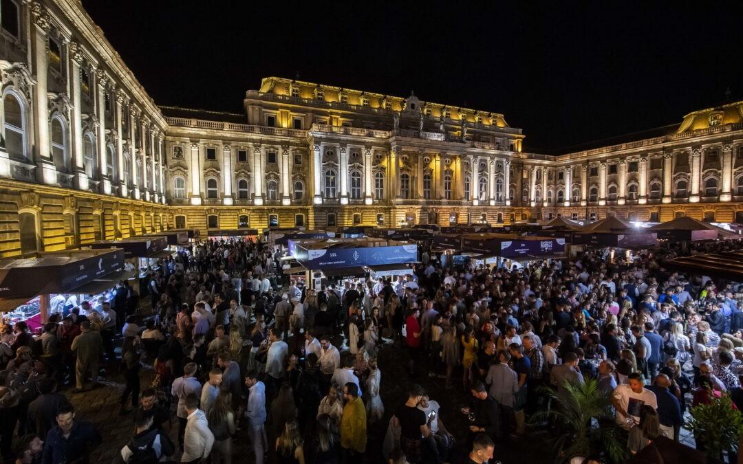 30. BUDAPEST BORFESZTIVÁL – szeptember 23-26.