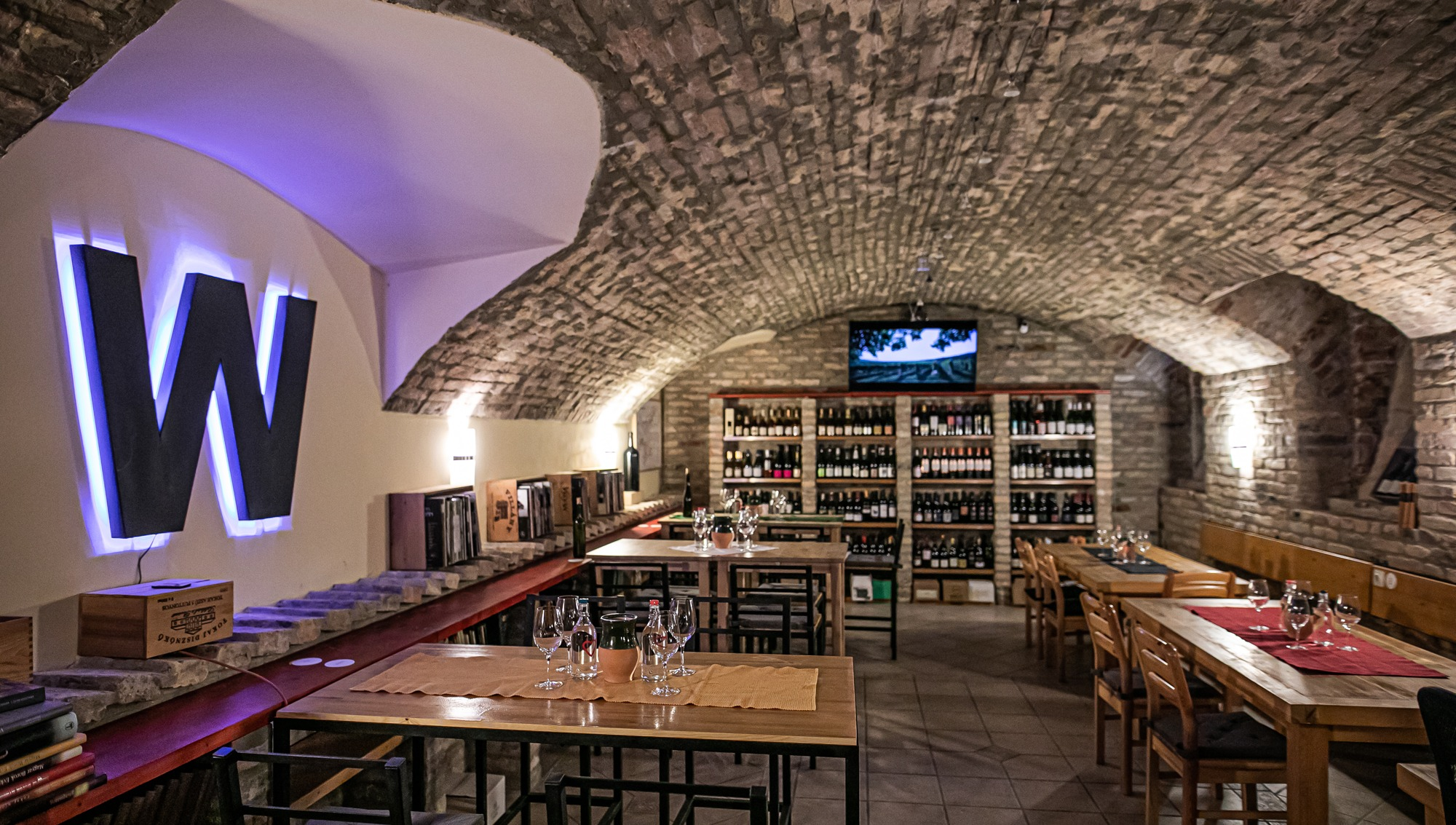 WINESCAPE Budapest Borbár
